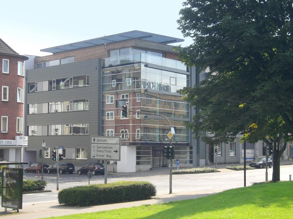 Office j116 aachen a s h architekten generalplan - Innenarchitektur aachen ...